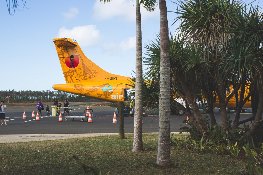 avion air caledonie