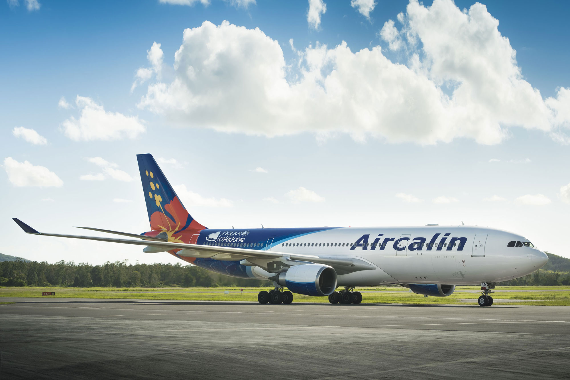 aircalin aide continuite territoriale