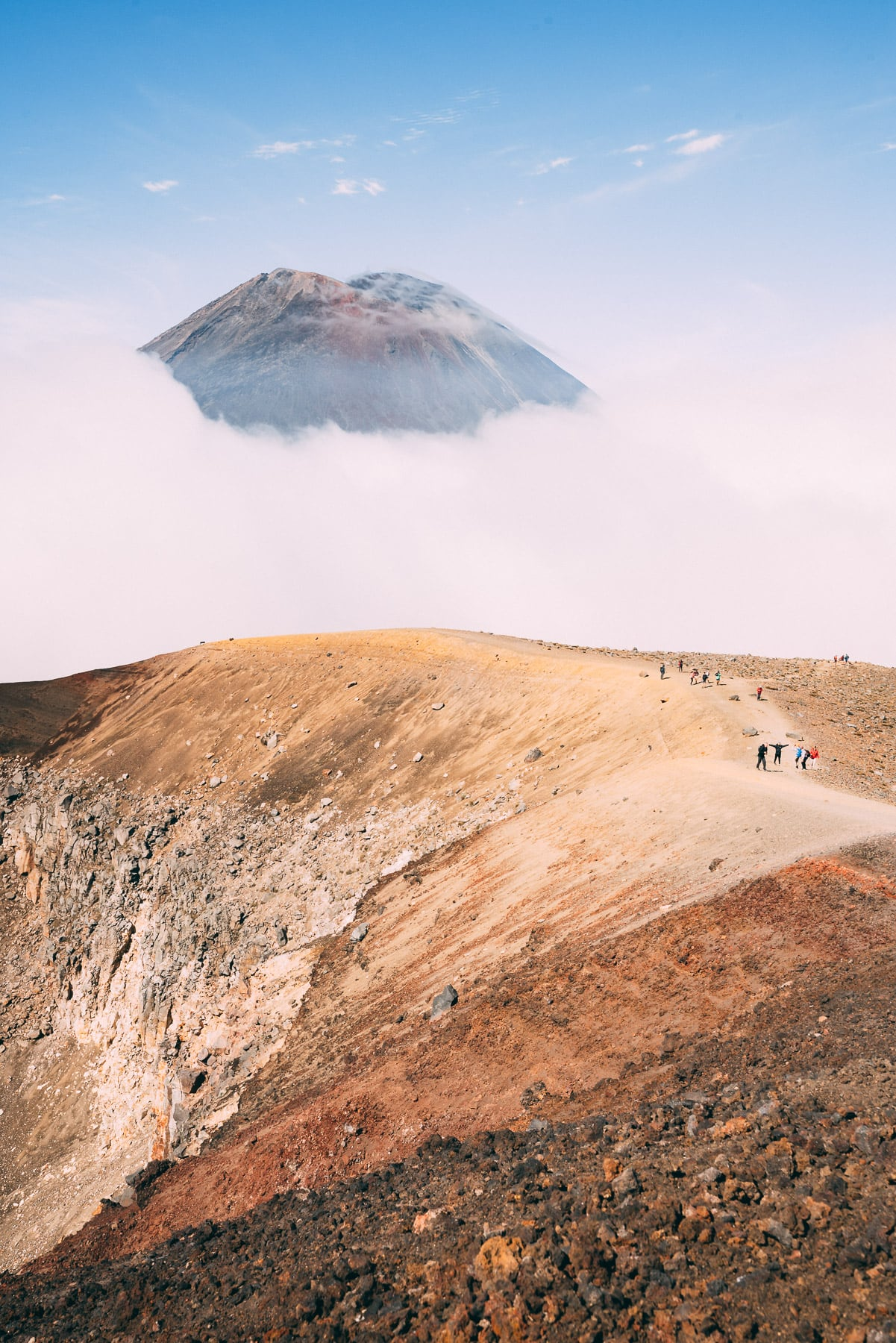 tongariro alpine crossing photo de voyage nouvelle zelande 1